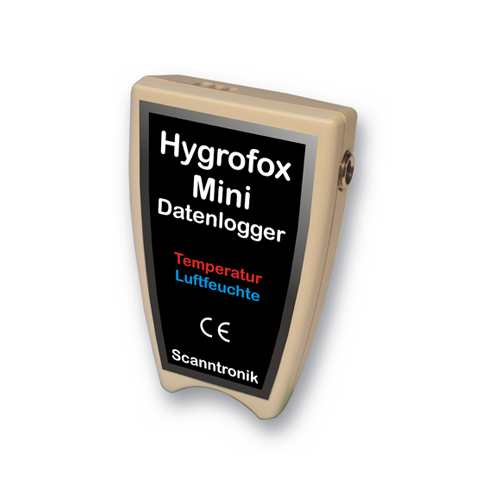 Hygrofox Mini weißer Hintergrund