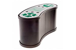 Prüfgas-Lecksuchgerät XRS weißer Hintergrund